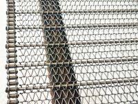 Balanced Weave Wire Mesh Belt