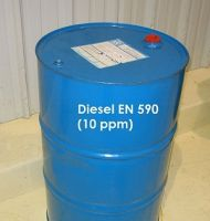 We sell and export Diesel fuel EN590