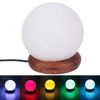 USB Salt Sphere Lamp.