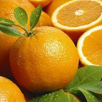 Fresh Navel Oranges