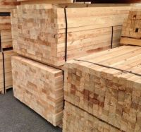 Pallet Elements - Pine and Spruce Wood-Fresh-KD 16%