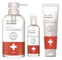 Alcohol Cleanser Handed Gel Purified Sanitized Cleaning Antiviral Antibacterial