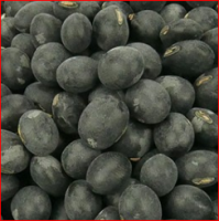 Nature Dried black soybean organic black bean