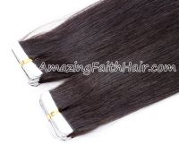 Tape-in Remy Hair Natural Color