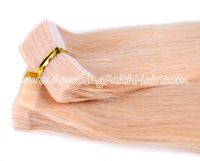Tape-on Remy Human Hair