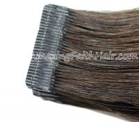 Flat Tape-on Skin Weft Remy Hair