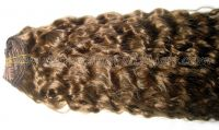 Clip-in Remy Curly Hair
