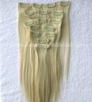 Clip-in Ribbon Remy Human Hair