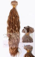 Clip-in Hair Extension natural curly