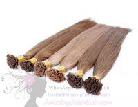 Flat Tip Keratin Hair Light Colors