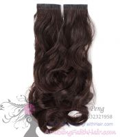 Tape-on Hair Extensions Wave