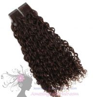 Tape-on Hair Extensions Jerry Curl
