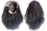 Glueless Lace Front Wig Loose Curly