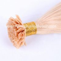 Flat Tip Keratin Hair Blonde Color