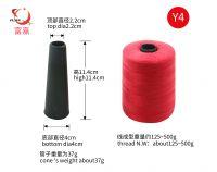 40s/2 spun polyester thread