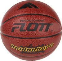 FLOTT Wholesale official size PU leather Basketball for match and training basketball ball