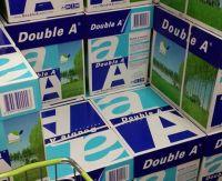 Manufacturer Double A A4 Copy Paper 80gsm