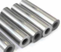 Tungsten alloy pipes