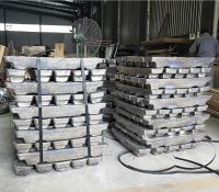 Remelted Lead ingots 99.97%