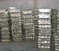 LME SHG zinc ingot 99.995%