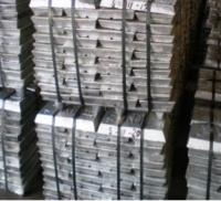 High purity zinc ingot/99.995% zinc ingot