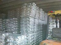 High purity aluminium ingot 99.7%
