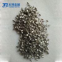 99.995 titanium granules Evaporation materials copper pellets for sale