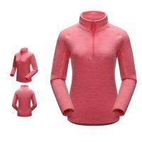 Cheap Chinese Factory Direct Fleece Jacket Woman 100% Polyester Polar Fleece Jacket