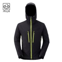 Ladies Cool Craft Black Running Outdoor Softshell Jacket