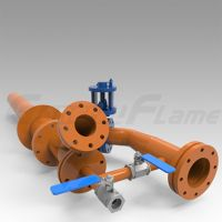 Sell solid fuel burner