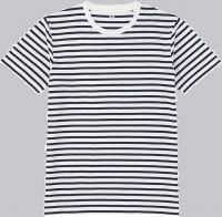 Black and White Stripped T-Shirt
