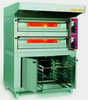Electric Oven Double Deck
