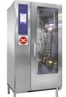 Gas Combi Steam Ovens