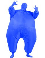 Adult Inflatable Sumo Costume Body Suit For Funny Party