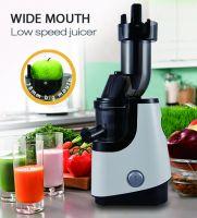 Home Kitchen Electric Juice Appliances Slow Juicer Household Electric Citrus Slow Juicer Food Processor Kitchen Appliance Big Mouth Feeding Chute Juicer
