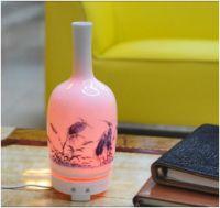 China Aroma Diffuser Fresh Air Mini Aromatherapy Humidifier Modern Home Decoration