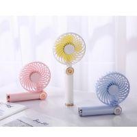 Small Handheld Battery Fan Rechargeable Portable Mini Fan