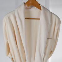 Eliya Wholesale 100 Cotton Luxury Hotel Velour Kimono Bathrobe