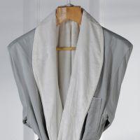 Eliya Wholesale 100% Cotton Embroidered Luxury Hiton Hotel Bathrobe