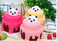 SELL PU SLOW RISING SQUISHY TOYS