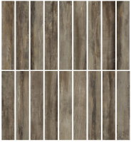 Porcelain tile - CAMPESTRE- EXTERNAL (18 FACES)