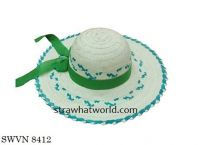 Beach Summer Women's Hat, Beach Lady's Hat, Beach Summer Hat