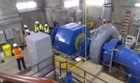 Generating equipment for hydro, thermal, wind poewr