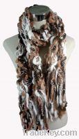 Sell 100% acrylic scarf(KS106)