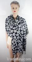 Sell Flower design shawl