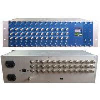 36 Channels HDSDI Optical Transmission Platform