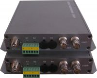 3GSDI and IP and DATA Optical Transceiver