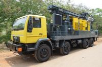 PDTHR-350 Truck Mounted Rock Drilling Rig
