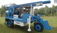 Trolley Mounted Drilling Rig 500
