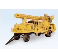 Skid Mounted Rotary Drilling Rig